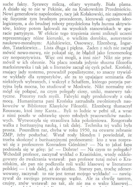 Herbert - Trznadel Hańba domowa